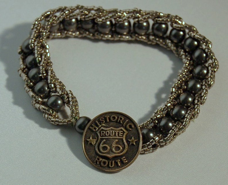 Pearl Jam on Route 66 Bracelet image 0