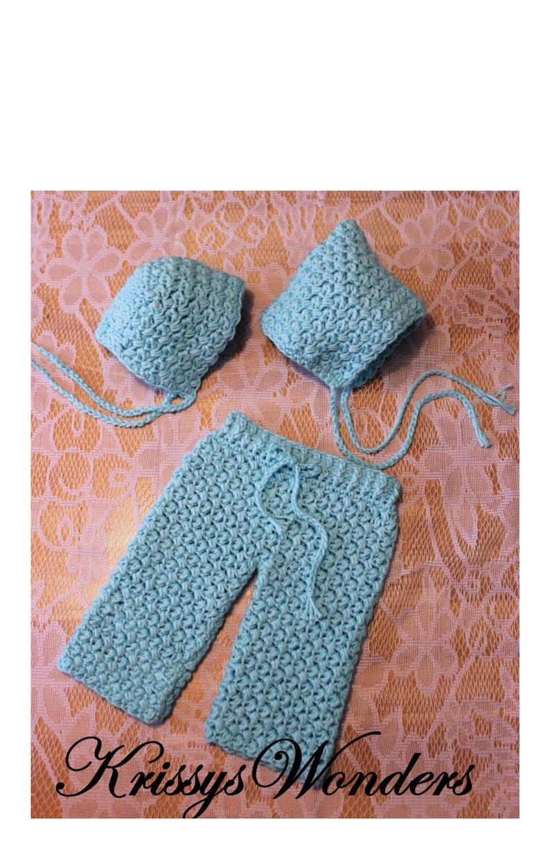 Lil Boy Blue Crochet Pants Pattern Crochet Hat Pattern Etsy