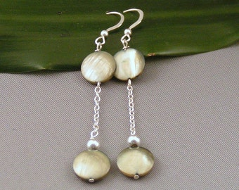 Silver Sonata Earrings