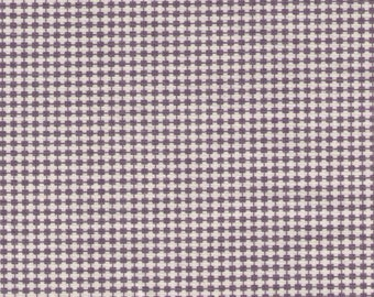 HALF YARD Yuwa - Kei Geostyle Small Star Dot -  Color C Light Grey - Japanese Import Fabric