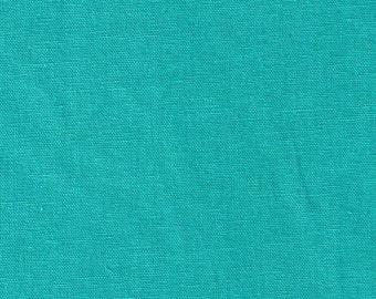 HALF YARD Kokka - Echino Solid Celeste Blue - JG-95410-10H - Japanese Import Fabric Solids