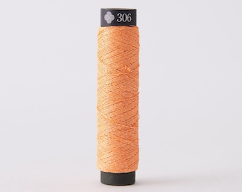 Cosmo - Nishikiito Metallic Embroidery Thread Neon - Kinmokusei Color 78-306- Japanese Import