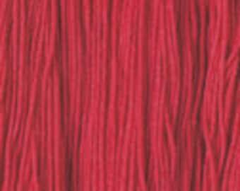 Daruma - Yokota Sashiko Thread #7 RASPBERRY - Fine Thread Gold Label - 100% cotton 40 meter skein - Hand Quilting Stitching- Japanese Import