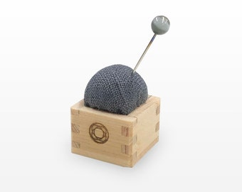 Cohana - Gray - Pin Cushion of Mini Masu- Japanese Import
