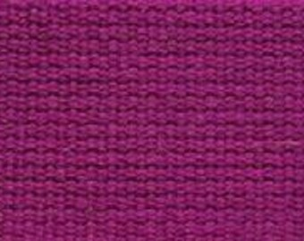 Half Yard - ECHINO Webbing #12 Purple - 45MM WIDE Trim - Kokka Japanese Imported Etsuko Furuya