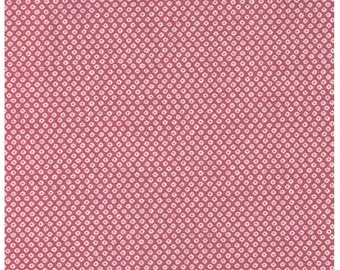 HALF YARD Kanoko on PINK - Traditional Japanese design -  Shibori Cosmo Textile Japanese Fabric