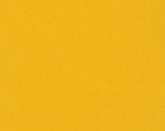 HALF YARD - Kona Cotton Solid - GRELLOW - Robert Kaufman