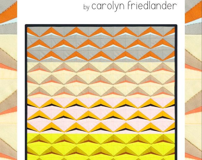 Lott(D) Quilt Pattern by Carolyn Friedlander #1704