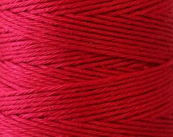 COSMO Hidamari Sashiko Thread #7 Tulip - 100% cotton - 30 meter (32.8 yd) skein - Hand Quilting Stitching- Lecien Japanese Imported