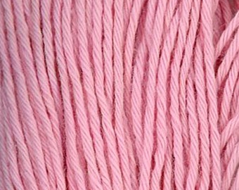 Sashiko Thread #14 ORCHID PINK - 100% cotton - 20 meter (22 yd) skein - Hand Quilting and Stitching- Japanese Imported