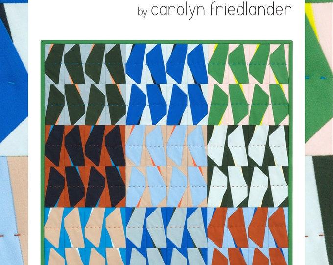Lott(A) Quilt Pattern by Carolyn Friedlander #1702