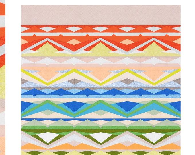 Russell Quilt Pattern by Carolyn Friedlander #1122