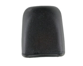 Cord Stopper - Black Colorway 15 mm - Made in Germany - Washable and Dry Cleanable