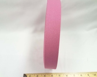 HALF YARD - Japanese Elastic Webbing - Color 701 Lavender - 35MM WIDE - Item 65035 Japanese Imported