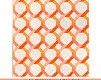 Lo & Behold Stitchery - First Gift Quilt Pattern by Brittany Lloyd - Multiple Sizes