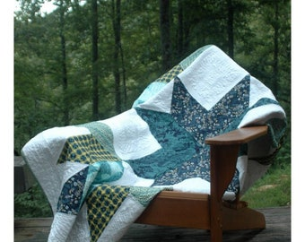 DESIGNER STAR Quilt by May Chappell - Paper Pattern - MC002