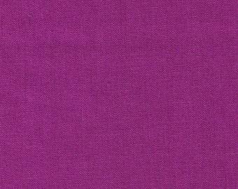 HALF YARD Kokka - Echino Solid Very Echino Purple - JG-95410-10G - Japanese Import Fabric Solids