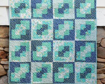 HALFSIES - SLIDE Quilt by May Chappell - Paper Pattern - MC036