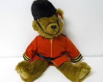 1993 teddy bear by TY b330b9d3fa7