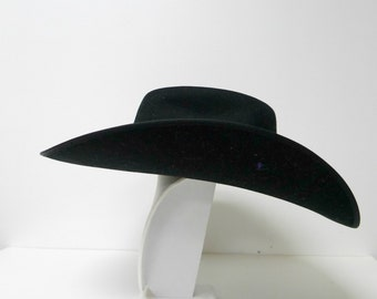 RESISTOL . self conforming Western hat . YOUTH size fits all . made in USA e4cbaf54639d