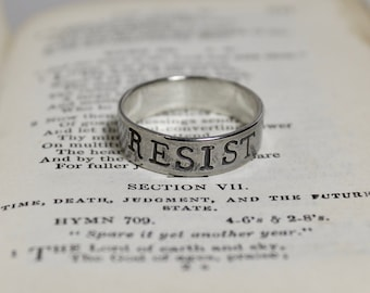RESIST Ring to Benefit The ACLU