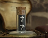 Mushroom Recycled Sterlin...