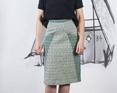 Blueprints For Sewing PATTERN - A-Frame Pencil A-Line Skirt
