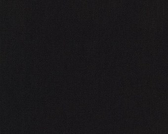 Robert Kaufman FABRIC - Arietta Ponte de Roma KNIT in Black
