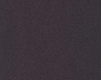 Robert Kaufman FABRIC - Jetsetter Stretch Twill in Charcoal