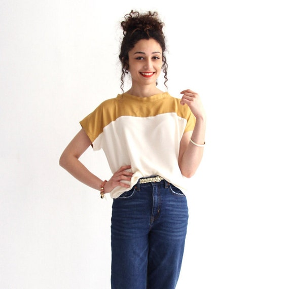 Ich bin Nähen Muster Pan-Bluse Größen 36-46 | Etsy