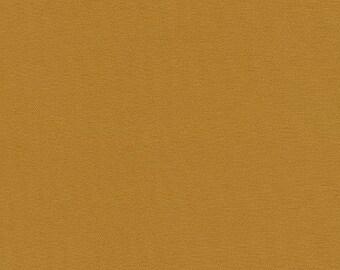 Robert Kaufman FABRIC - Jetsetter Stretch Twill in Mustard
