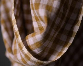 Laundered Linen / Homestead Gingham
