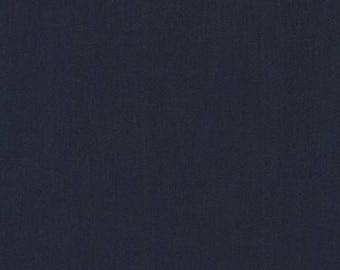 Robert Kaufman FABRIC - Arietta Ponte de Roma KNIT in Navy Blue