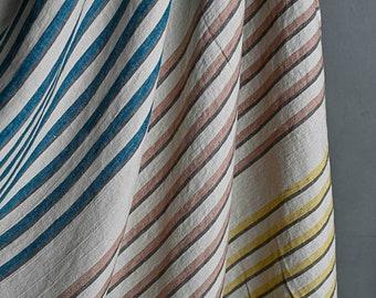 Laundered Linen / ABC Stripe
