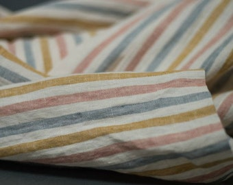 Laundered Linen / Suzy Stripe