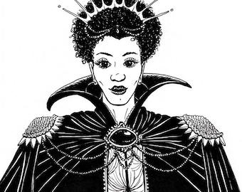 No.213 The Queen