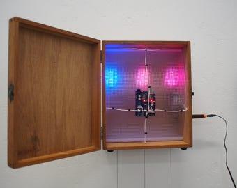 Micro Touch Mk II - experimental sound sculpture