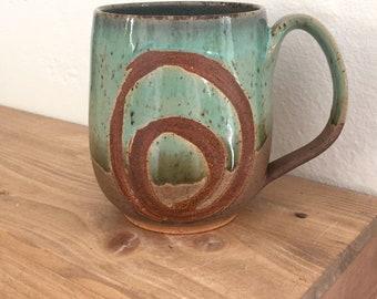 Coffee mug, pottery mug, handmade mug, coffee lover, coffee mug pottery, best seller, top selling gifts, mothers day, birthday gifts for her