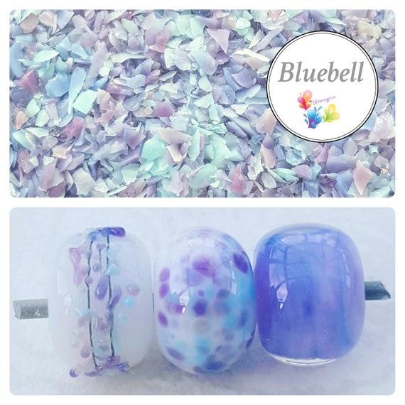 Lampwork Supply Lampwork Frit Blend COAST fine blend coe 94-96 Blue Frit Bend Glass Supply