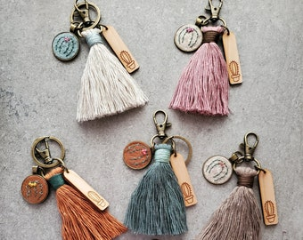 charms for keys Acrylic Keychain mothers day gifts Keychain accessories Boho Rainbow Mama trending for women Boho gifts