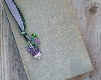 Glass Bead Bookmarks