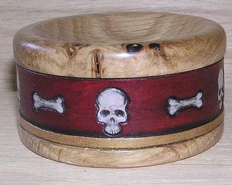 Viking Santa Supported Spindle Bowl  (EDS0920)