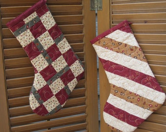 The stockings were hung....PATTERN