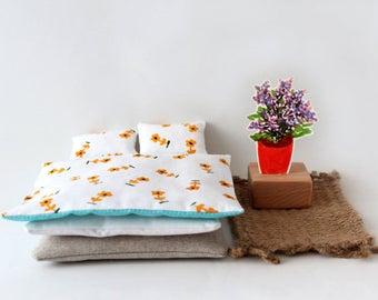 Double room - Orange flowers