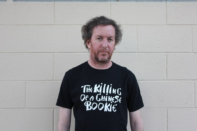 The Killing of a Chinese Bookie T-shirt image 0