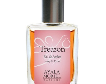 Treazon - tuberose perfume after dark, a dangerous flower that will make you swoon. 2013 Indie FiFi Awards Nominee natural perfume