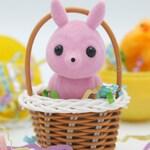 Fuzzy Friend - Pink Sugar