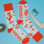 Curiosity Collector Socks