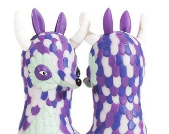 Tangled Twins - Designer Vinyl Toy