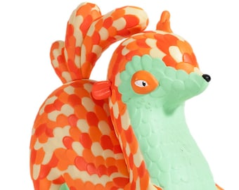 Shrewdipede - Designer Vinyl Toy